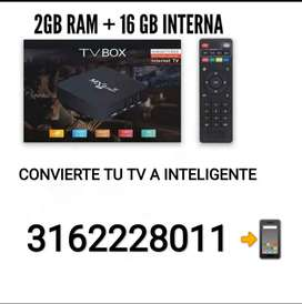 Tv Box Mini de 16 Gb