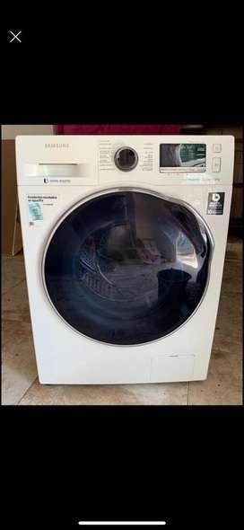 Se vende Lavadora - secadora en excelente estado marca SAMSUNG