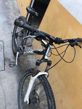Vendo bicicleta montañera a toda prueba