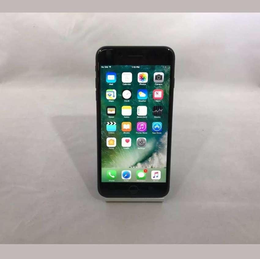 Iphone 7 plus 128gb jet black 0
