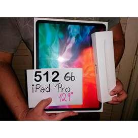 """OFERTA Ipad Pro 512GB 12.9"""" más Apple Pencil 2da Generación"""