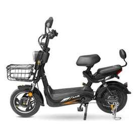 Bicicleta | Ams | Eléctrica | Motor 500W | 3 V | Tacómetro Digital | BIKE-BLACK