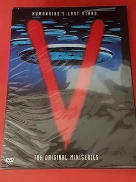 V invasión  Extraterrestre DVD