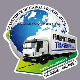 TRANSFEMUCHS.A