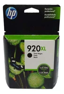 CARTUCHO HP 920XL NEGRO