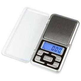Micro Balanza Digital Precision 0.1 A 500gr Joyero Visor Led Relojero Artesanias  $899 efectivo se retiran en
