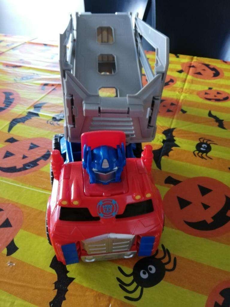 Camion Transformer 0