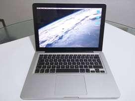 Macbook Pro 13 Pulgadas 2012 I5 16gb Ram Comprado En 2015