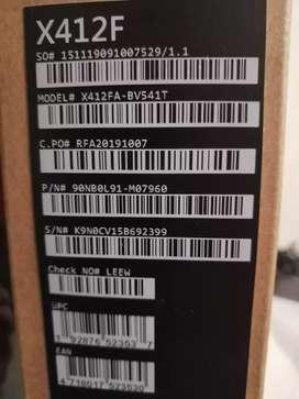 Vendo portátil ASUS