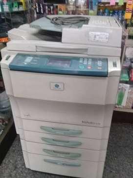 Vendo copiadora para  repuesto