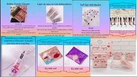 Productos para el cuidado de la piel y maquillaje