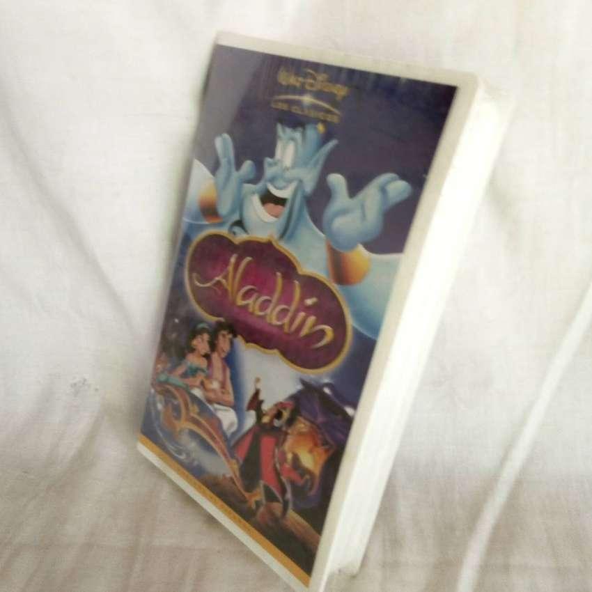 Caset VHS ALADÍN nuevp