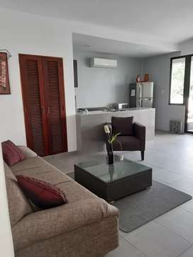 Alquiler de Suite amoblada en Samborondon