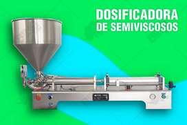 Maquina Dosificadora De Gel y Semiviscosos