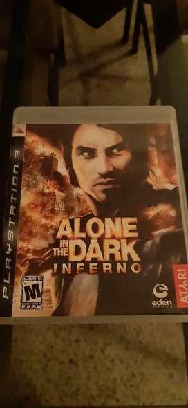 Ps3 vendo juegos alone in the dark inferno