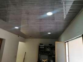 Soy pintor estuco instaló pvc económico remodelo oficinas casas todo en construccion