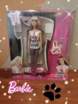 Barbie Puppy Love
