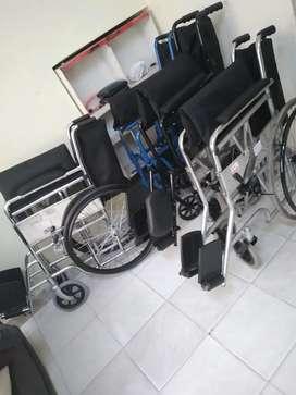 Vendo sillas d ruedas