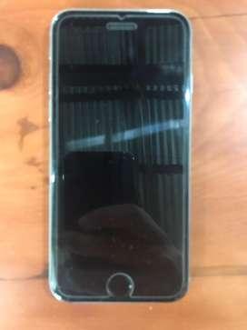 Iphone 6, 64gb seminuevo