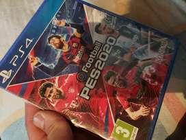 PES 20 PS4 NUEVO