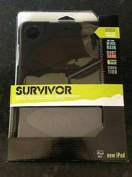 Case Griffin Survivor iPad Air 1 A1474 A1475 Protector 360°