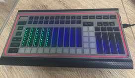 Controlador dmx martin m touch, ahora nx touch, consola de luces dmx