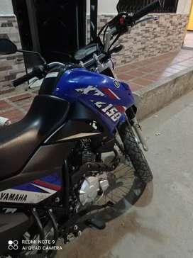 Vendo hermosa moto Yamaha xtz 150