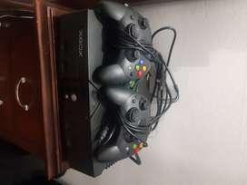 Xbox caja negra clasico
