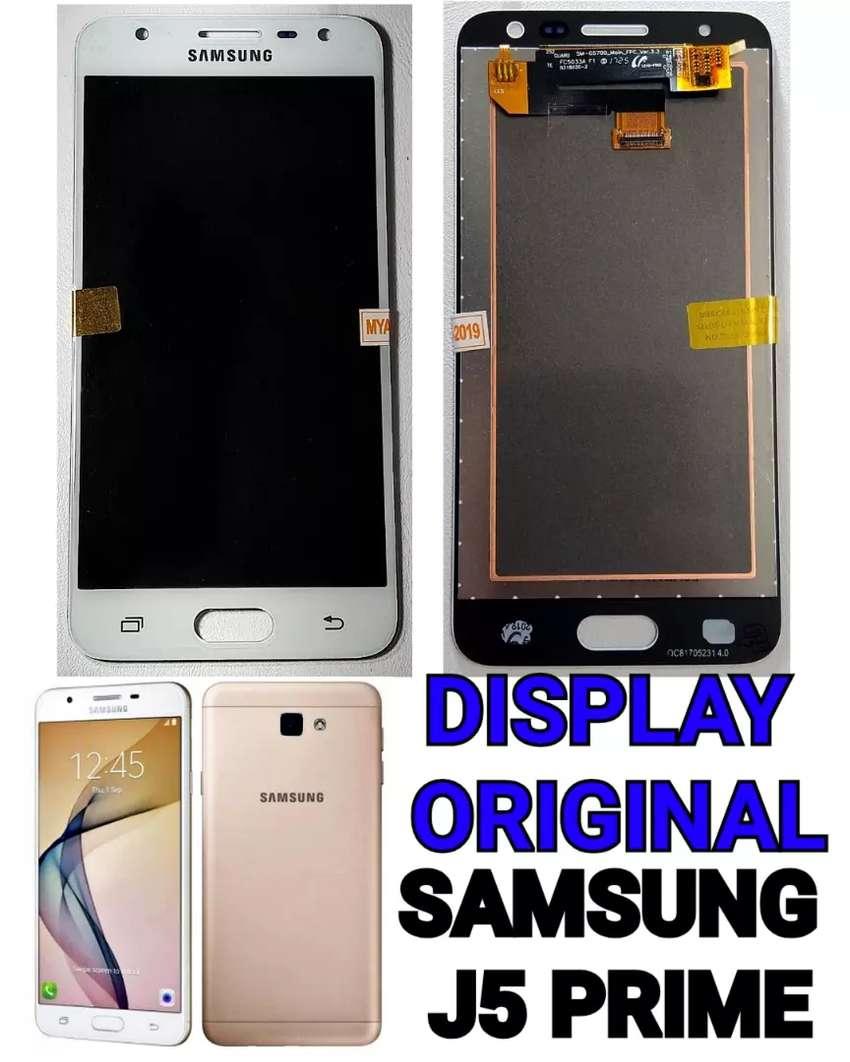 Display para Samsung J5 Prime instalado a domicilio
