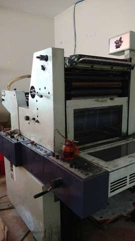 Máquina de Imprenta en REMATE