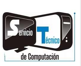 Reparación de PC de Escritorio y Portátiles. Soporte Técnico Especializado. . . Redes. Servidores. Switches. Routers