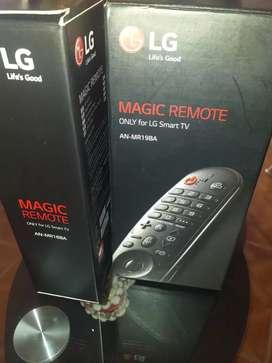 Control Magic remote Lg
