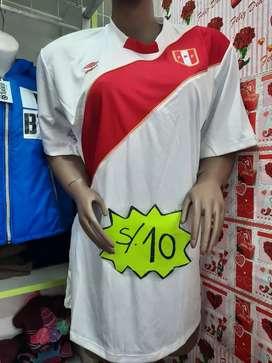 Camisetas de Peru