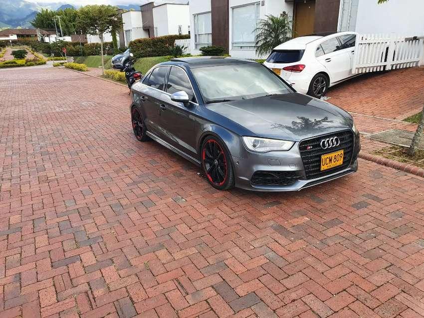 Audi s3 con muchos extras 0