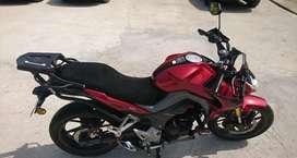 Se Vende Cb190 14500km Manto en Honda