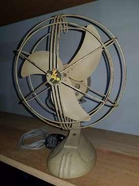 Vendo ventilador antiguo, 1970