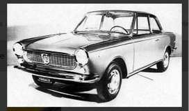 Fiat 1500 Coupe