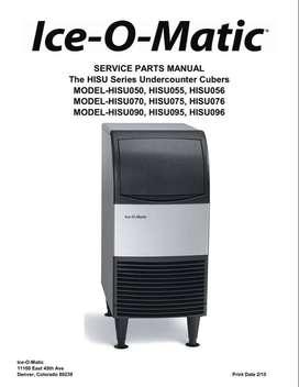 Maquina de Hielo-Ice O Matic