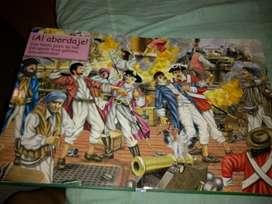 Libro 8 Rompecabezas Pirata
