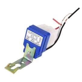 Sensor de Oscuridad Automático