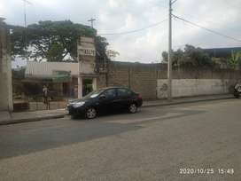 Se vende terreno de 2614 m² en Pascuales, zona industrial