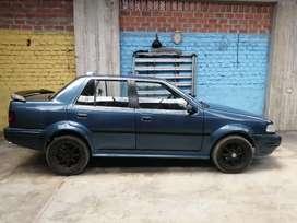 Hyundai Excel 1991 a Gasolina y GLP