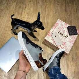 Louis Vuitton bajo para hombre