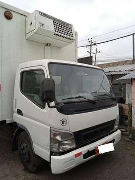 Camión Mitsubishi A TODA PRUEBA, FURGON AC