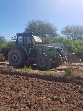 Vendo tractor Deutz 4x4 Con O Sin Pala