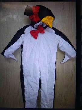 Venta disfraz de pingüino