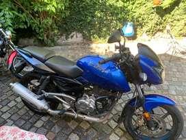 Vendo moto Rouser! Oportunidad