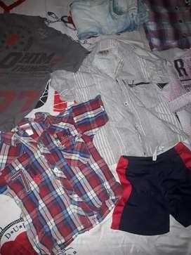 Vendo ropa usada de niño 0 a 2 años