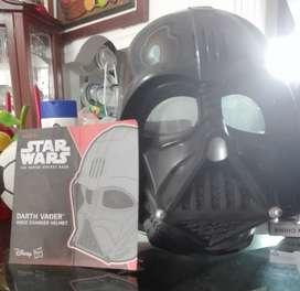 Casco electronico de Darth Vader de Hasbro