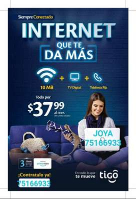 CABLE INTERNET Y TELEFONIA